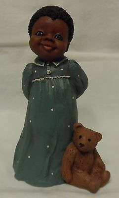 "All Gods Children ""amy""  Martha Holcombe Figurine #92"