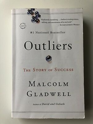 Acceptable, Outliers : The Story of Success by Malcolm Gladwell