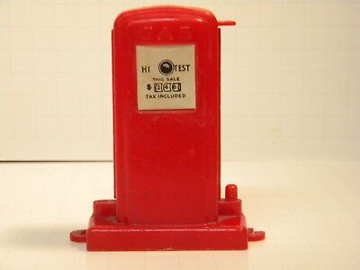 Vintage Gas Pump For Early 1950's T Cohn Superior Service Station Play Sets