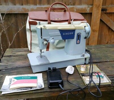 Vintage Sewing Machine - Singer 359 - Collectable Retro Equipment