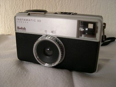 Kodak Instamatic 33 Vintage camera