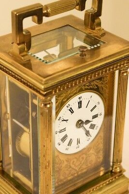 Charles Frondsham Repeater Carriage Clock