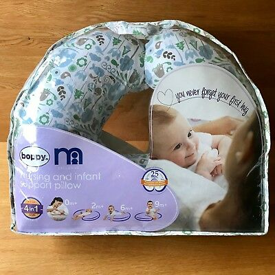 Mothercare Boppy Nursing & Infant Support Breast Feeding Pillow Chicco