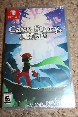 Cave Story+ (Nintendo Switch) NEW Factory Sealed