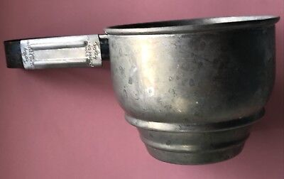 Vintage Foley Sifter & Canning Sifter with hand lever handle