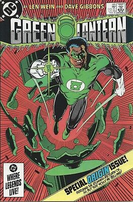 Green Lantern #185. Feb 1985. DC. VF/NM.
