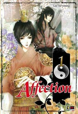 AFFECTION 1 2 3 4 5 6 7 8 9 10 11 COMPLETA - MANGA FLASHBOOK - italiano - NUOVO