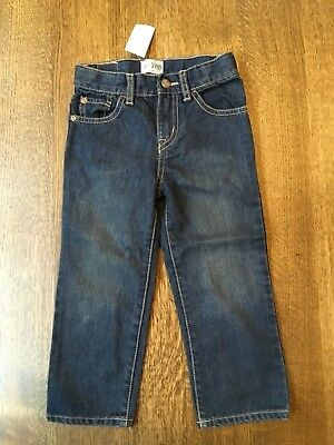 The Children's Place Boys straight Jeans, Adjustable Waist, Size 3NWT
