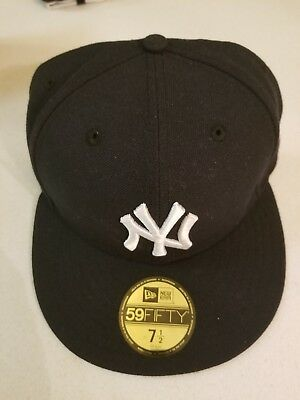 32b326d3e92 2017 New York Yankees Derek Jeter Number Retirement New Era 59FIFTY Fitted  Hat
