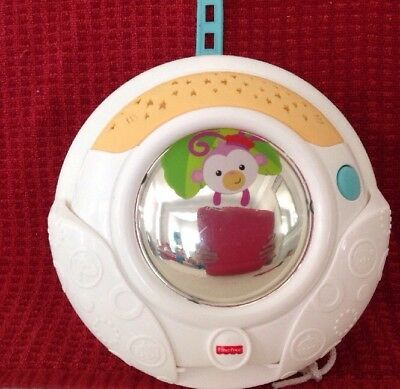 Fisher Price Infant's 3-In-1 Projection Soother - Rainforest Friends, BML40