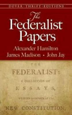 The Federalist Papers (Dover Thrift Editions) by
