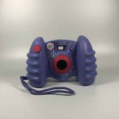 Discovery Kids Digital Camera and Video Rough n Tough Pink & Purple - Ships Free