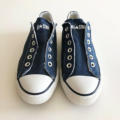 Converse Chuck Taylor All Star Slip Low Top Sneakers Shoes NEW UNUSED SIZE 5.5