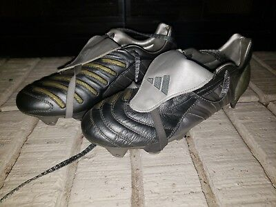 new concept 4203d 961ee Adidas Predator Pulse X-Trx Sg Uk 9.5 Us 10 Football Boots Soccer Cleats