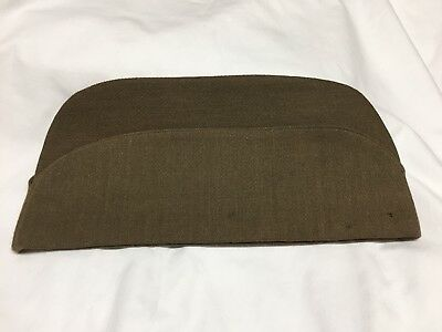 WWI US Army hat cap WW1 foreign made maybe French