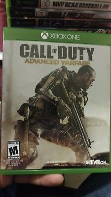 Xbox One : Call of Duty: Advanced Warfare - Xbox On VideoGames