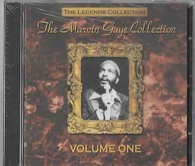 """MARVIN GAYE """"The Marvin Gaye Collection Volume One"""" NEW and SEALED CD!"""