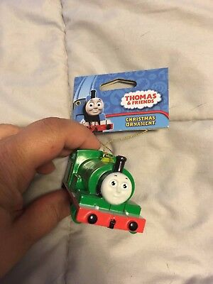 NEW Thomas the Tank Engine Percy the Small Engine Ornament