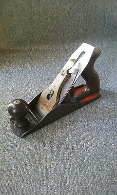 Vintage Stanley Bailey No. 4 Woodworking Plane