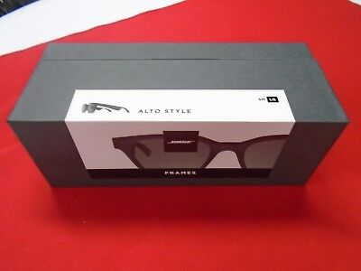 ''GENUINE'' NEW Bose Frames Audio Augmented Reality Sunglasses ALTO STYLE