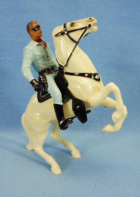 #4 Lone Ranger – Rearing horse, Hartland – late 1950s, excellent condition