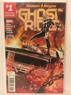 Ghost Rider 9 Comic Lot Robbie Reyes All-New Action Figure Variant 1 1:25 X-23