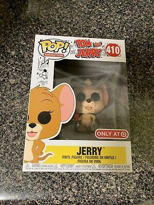 Funko Pop Animation! Tom And Jerry #410 Target Exclusive Jerry