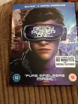 Ready Player One (Blu-ray with Digital Download), 2018