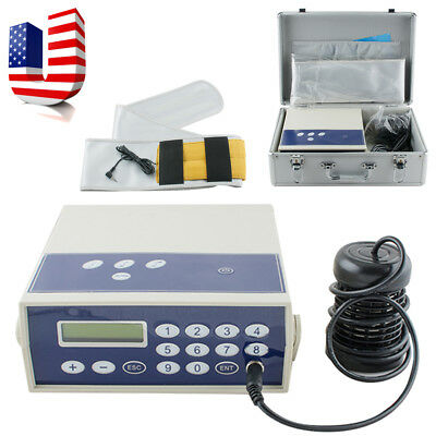 Professional Ionic Detox Foot Bath & Spa Chi Cleanse Device Far infrared UPS