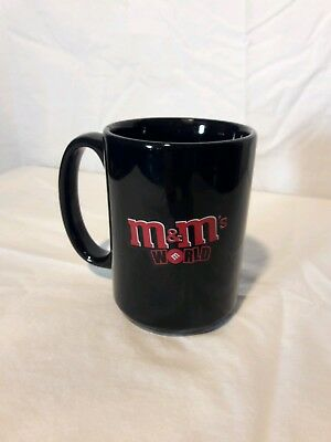 M&M World Coffee Mug Who's Your Candy