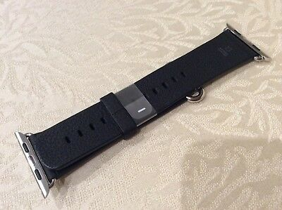 $149 Authentic OEM Apple Watch Band Genuine Leather Gen1 2 Gen3 42mm; Gen4 44mm