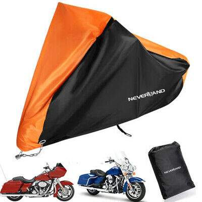 XXXL Motorcycle Cover Outdoor For Harley Davidson Road Glide King Ultra Limited