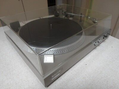 Sony Direct Drive, Semi AutomaticTurntable, model PS-212A