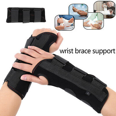 Breathable Wrist Support Splint for Pain Relief Carpal Tunnel Hand Injury Brace
