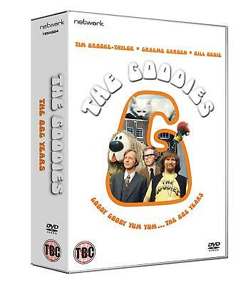 The Goodies: The Complete BBC Collection DVD Region 4 New