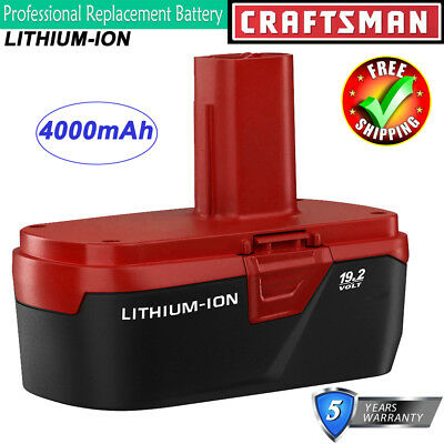 35702 For 19.2V Craftsman C3 XCP High Capacity LITHIUM-ION Battery Pack PP2011