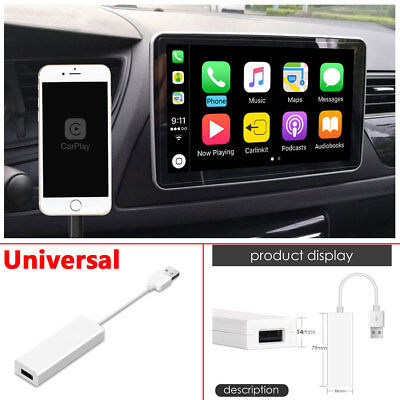 1PCS Apple/iOS Carplay USB Dongle Cable for Android Car Navigation MP5 Head Unit