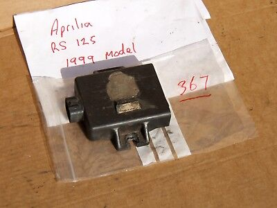 Aprilia RS125 CDI Unit ECU Control Box Full Power