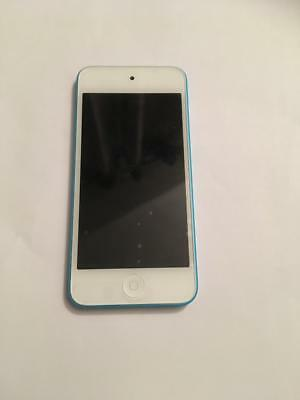 Apple iPod Touch 5th Generation (2013) 16gb blue. Fully working.