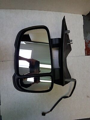 Left Hand Side  Door Mirror Peugeot Boxer Citroen Relay Fiat Ducato