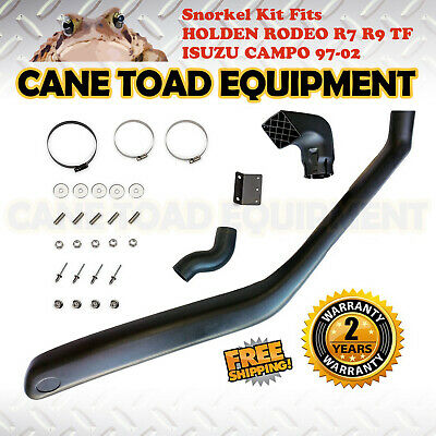 Snorkel Kit Fits Holden Tf R9 Rodeo 2.8 Turbo Diesel 1997-2001 Models Campo