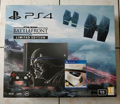 ▌Console PS4 1To Edition Limitée STAR WARS® (NEUF) ▌No Pro 20th Anniversary Xbox