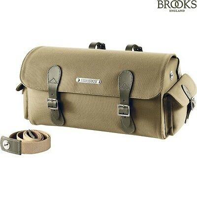 Brooks Glenbrook Saddle Bag/Holdall Green BNWT RRP £142