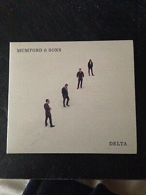 Mumford & Sons - Delta (Limited Deluxe Edition) - Cd - New