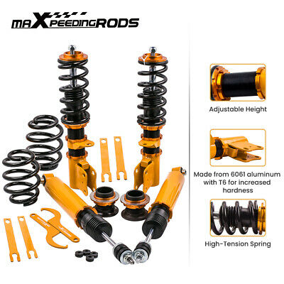 Height Adjustable Coilover Coilovers Absorber for Holden Commodore VY VT VX VZ