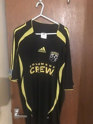 Colombus Crew Football Shirt
