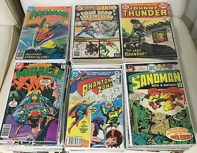 DC Bronze Age Lot of 169 Comics - Very Good Condition