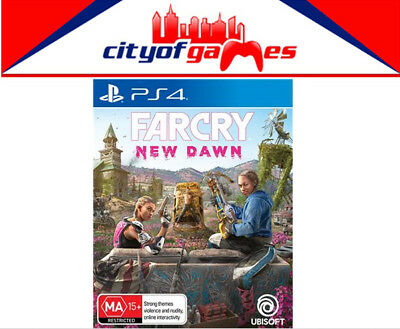 Far Cry New Dawn PS4 Game Brand New & Sealed In Stock