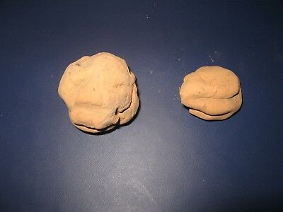 Native American Indian Mississippian Clay Cooking Balls