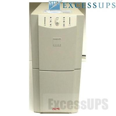 APC SMART-UPS 2200VA 120V SU2200NET - Refurbished